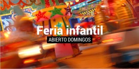FERIA INFANTIL DE NUEVO CENTRO