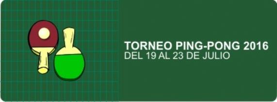 TORNEO DE PING-PONG 2016 EN NUEVO CENTRO
