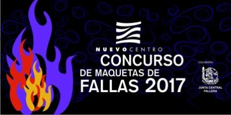 CONCURSO DE MAQUETAS DE FALLAS 2017