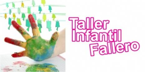 TALLER INFANTIL FALLERO