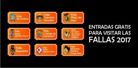 PROMOCIÓN FALLAS VALENCIA: VISITA LAS FALLAS DE LA SECCIÓN ESPECIAL