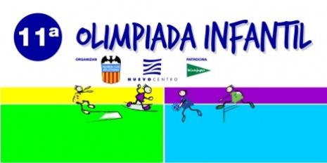 11ª Olimpiadas Infantiles