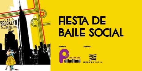 Fiesta de Baile Social en Nuevo Centro