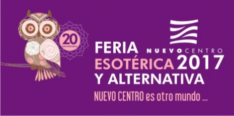 FERIA ESOTÉRICA Y ALTERNATIVA 2017