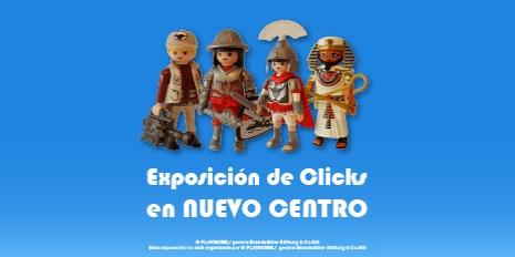 EXPOSICIÓN DE CLICKS EN NUEVO CENTRO