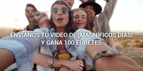 Concursazo de verano: Mándanos tu vídeo de Buenos días