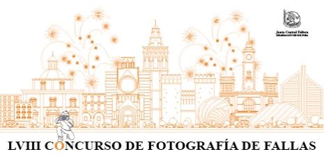 LVIII CONCURSO DE FOTOGRAFÍA DE FALLAS