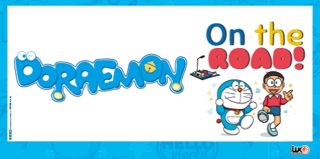 DORAEMON ON THE ROAD - EN NUEVO CENTRO