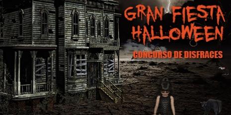 GRAN FIESTA DE HALLOWEEN - CONCURSO DE DISFRACES