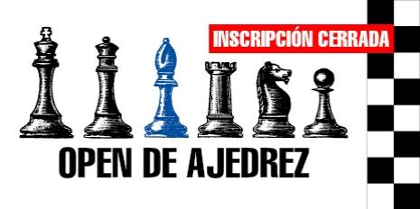 OPEN DE AJEDREZ 2019