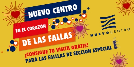 PROMOCIÓN DE TICKETS DE FALLAS ESPECIALES